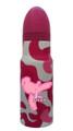 "Breast Cancer Awareness Pink ""Karate Fight"" Ribbon Pink Camouflage AmmOMug®"