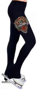 Skating Pants with Rhinestones R92