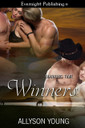 Genre: Erotic Western Romance  Heat Level: 4  Word Count: 15, 830  ISBN: 978-1-77233-226-1  Editor: Karyn White  Cover Artist: Sour Cherry Designs