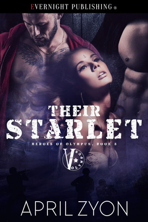 Genre: Erotic Menage (MFM) Romance  Heat Level: 4  Word Count: 34, 780  ISBN: 978-1-77339-491-6  Editor: Karyn White  Cover Artist: Jay Aheer