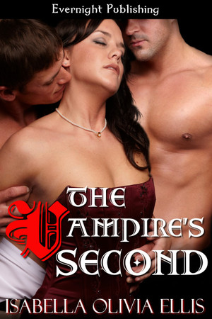 Genre: Paranormal Menage Romance  Heat Level: 3  Word Count: 18, 880  ISBN: 978-1-77130-037-7  Editor: JC Chute  Cover Artist: Sour Cherry Designs