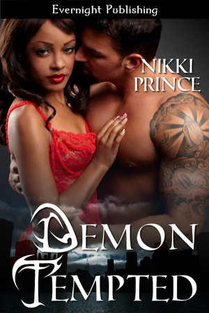 Genre: Interracial Paranormal Romance  Heat Level: 4  Word Count: 50, 630  ISBN: 978-1-77130-271-5  Editor: Marie Medina  Cover Artist: Sour Cherry Designs
