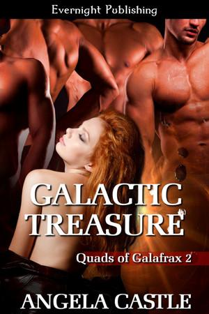 Genre: Sci-Fi Menage (MFMMM) Romance  Heat Level: 4  Word Count: 39, 275  ISBN: 978-1-77130-337-8  Editor: Marie Medina  Cover Artist: Sour Cherry Design