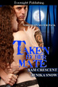 Genre: Erotic Paranormal Romance  Heat Level: 3  Word Count: 36, 160  ISBN: 978-1-77130-508-2  Editor: Karyn White  Cover Artist: Sour Cherry Designs