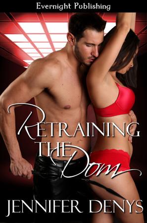 Genre: BDSM Romance  Heat Level: 4  Word Count: 32, 300  ISBN: 978-1-77130-610-2  Editor: Karyn White  Cover Artist: Sour Cherry Designs