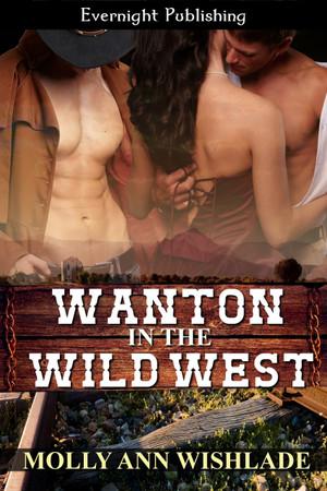 Genre: Historical Western Menage (MMF) Romance  Heat Level: 4  Word Count: 16, 290  ISBN: 978-1-77130-652-2  Editor: Karyn White  Cover Artist: Sour Cherry Designs