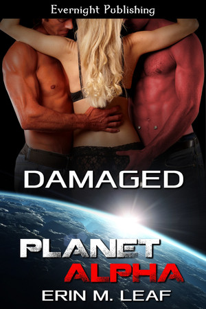 Genre: Sci-Fi Menage (MMF) Romance  Heat Level: 4  Word Count: 34, 400  ISBN: 978-1-77130-921-9  Editor: Karyn White  Cover Artist: Sour Cherry Designs