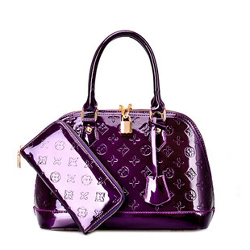 eaa81ff0b39d ... Designer Style Fashion Purse and Wallet Set B215009LV. Image 1. Maroon.  Image 3. Image 4. Image 5. See 4 more pictures