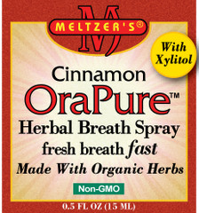 OraPure Cinnamon Herbal Breath Spray