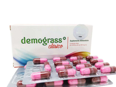 Nueva presentacion Demograss Classico - Misma Formula Mismos Resultados Same Formula Same Results the Original Demograss Classic