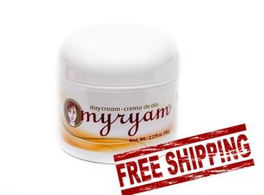 Crema de Dia Myryam - Humectante y Protectora Day Cream Myryam - Hydrating and Protecting