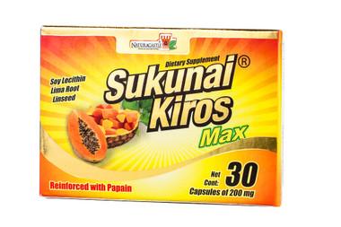 Sukunai Kiros Max en USA