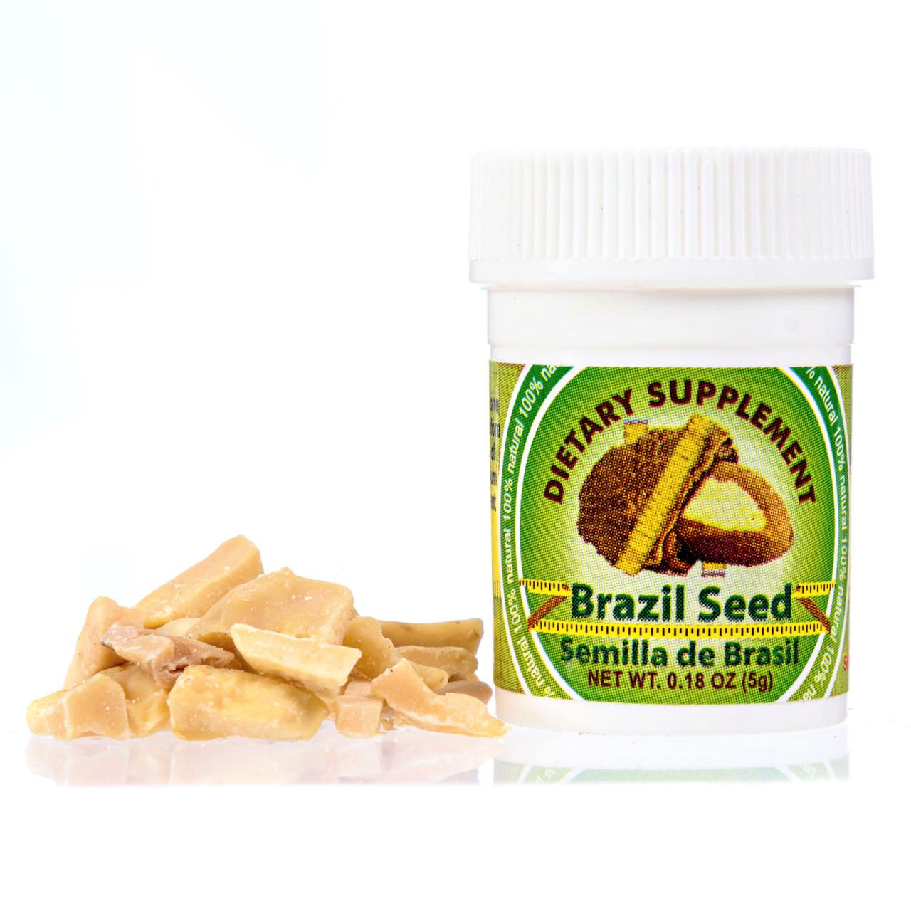 Semilla de brasil para adelgazar precios