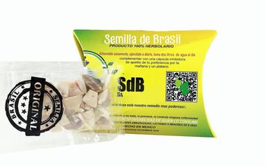 Semilla de Brasil Original SdB