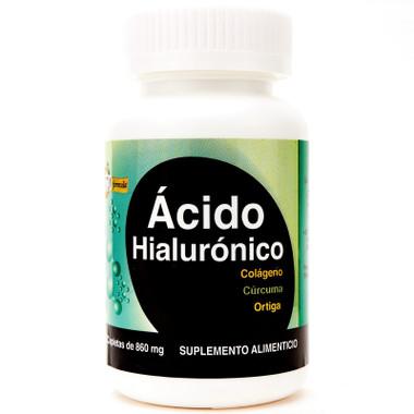 Acido Hialuronico Hyaluronic Acid Tablets