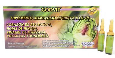 Alcachofa Ampolletas (Ahora Viales) Originales GN+Vida