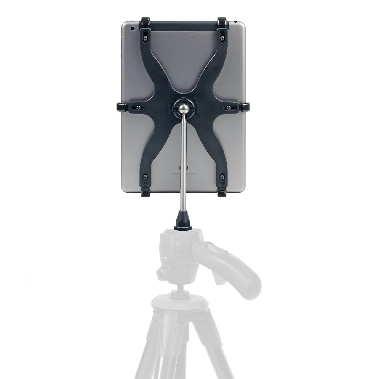 Converts to an iPad tripod mount