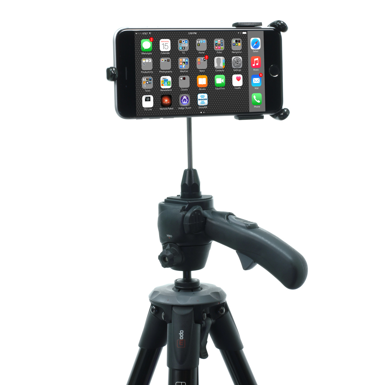 iPhone Tripod Mount Landscape