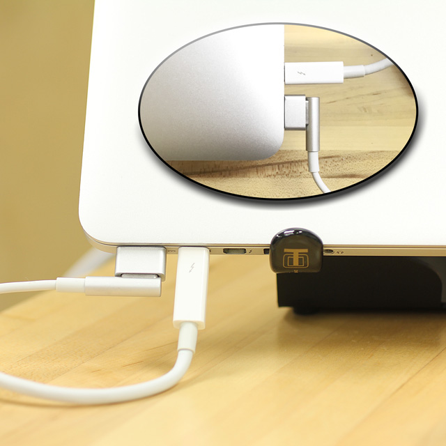Laptop Stand - Cable Access Vertical & Horizontal