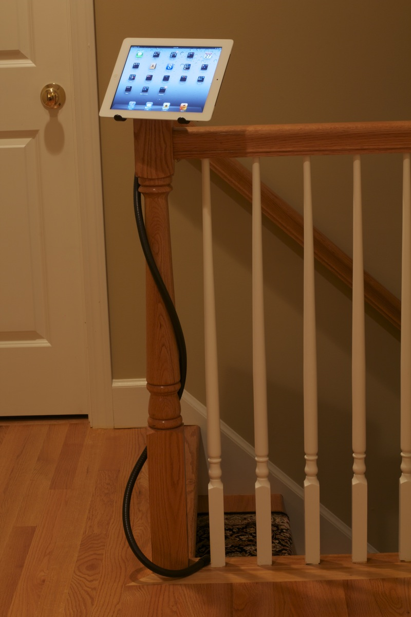 Stabile Coil PRO - Flexible Pivoting iPad Stand