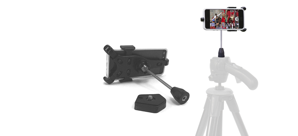 iPhone Tripod Mount