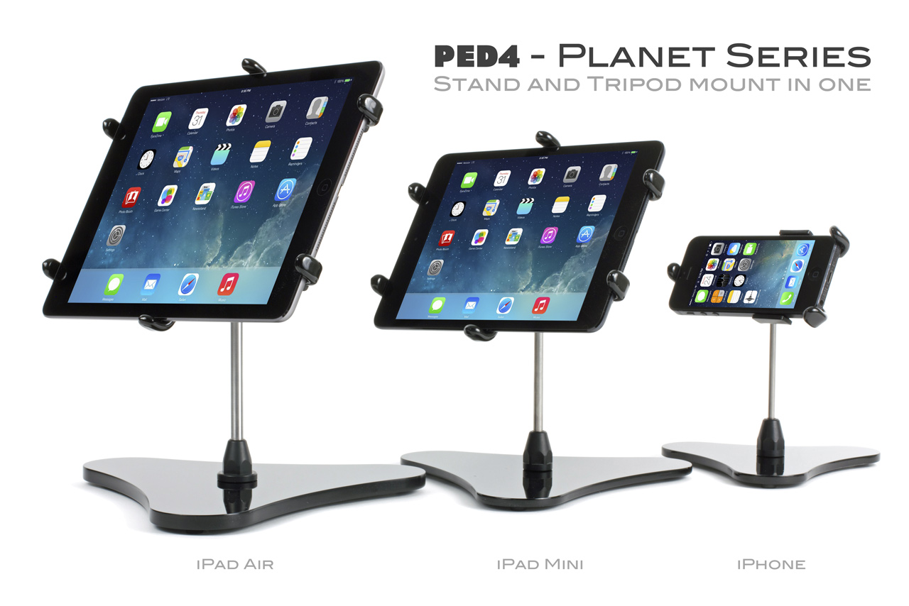 iPad Air iPad mini iPhone Stand