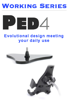 Evolutional design meeting your daily use