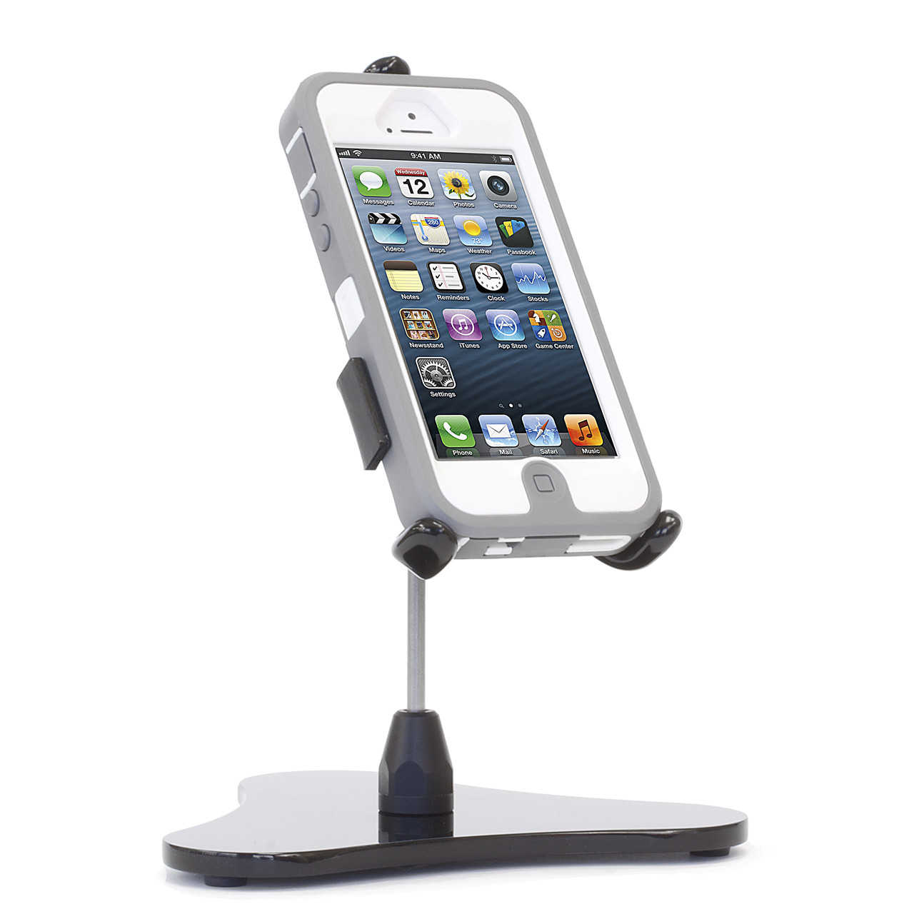 Case or skinned iPhone Stand & Tripod Mount