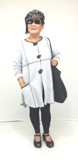 Cosette Coat (Grey)
