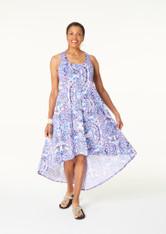 Jasmine Dress (Ocean)