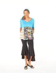 Dancing Queen Tunic (Turquoise Mix)