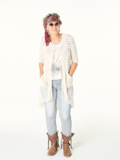 Stevie Cardigan (Lace)