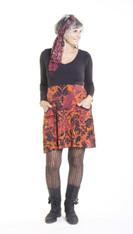 Cinnamon Dress