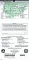 Low Altitude Enroute Chart - L17/18
