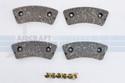Brake Lining Kit - RA066-10500-4K