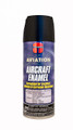 Flat Black Enamel Paint - 12 Oz. Aerosol Spray Can - A1102