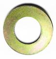 Flat Washer #6, OD .375 ID 0.149, Thickness .016 Light Series, (100 per pack) - AN960-6L