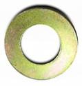 Flat Washer #8, OD .375 ID 0.174, Thickness .016, Light Series, (100 per pack) - AN960-8L