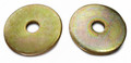 Flat Washer 1/4, OD 1.125, ID .265, Thickness .063, (50 per pack) - AN970-4