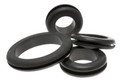 """Flexible, hot oil and coolant resistant grommets, ID 5/16""""  (AN931-5-9) - MS35489-9"""