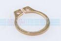 Ring - External Retaining - .44 Dia X . - MS16624-1043