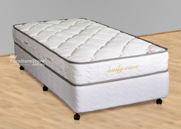 King Single Body Care White Ensemble Base Only