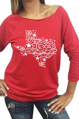 Merry Texas Christmas Sweatshirt