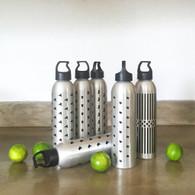 Texas Print Water Bottle