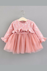 Pink Dress Tulle Skirt