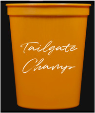 Tailgate Champ Cups