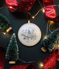 Austin ornament