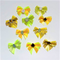 Shades of Yellow Bows - 50 pack