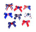 Patriotic Tiny Tots Bows