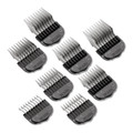 Andis Stainless Steel Magnetic Comb Set